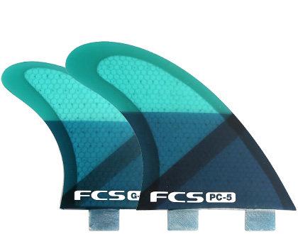 FCS Q-PC5 Quad Set