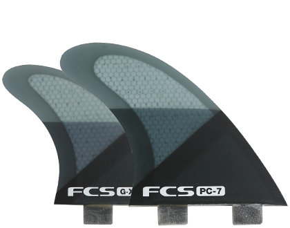FCS Q-PC7 Quad Set