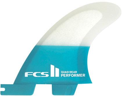 FCS II Performer PC Quad Rear Set