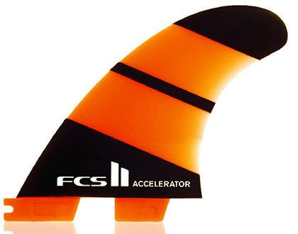 FCS II Accelerator Neo Glass Tri Set