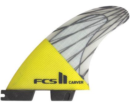 FCS II Carver PC Carbon Tri Set