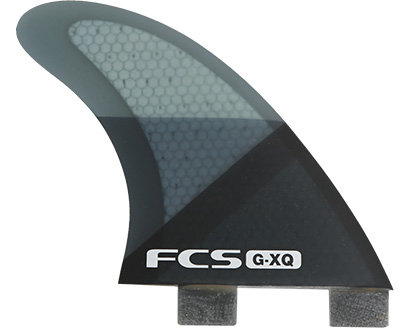FCS G-XQ Rear Set (Smoke)