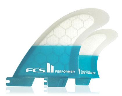 FCS II Performer PC Quad Set