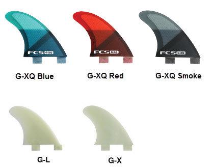FCS Replacement Glass Flex Quad Rears