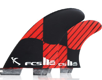 FCS II MB PC Carbon Tri Set