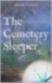 Cemetery Sleeper book over