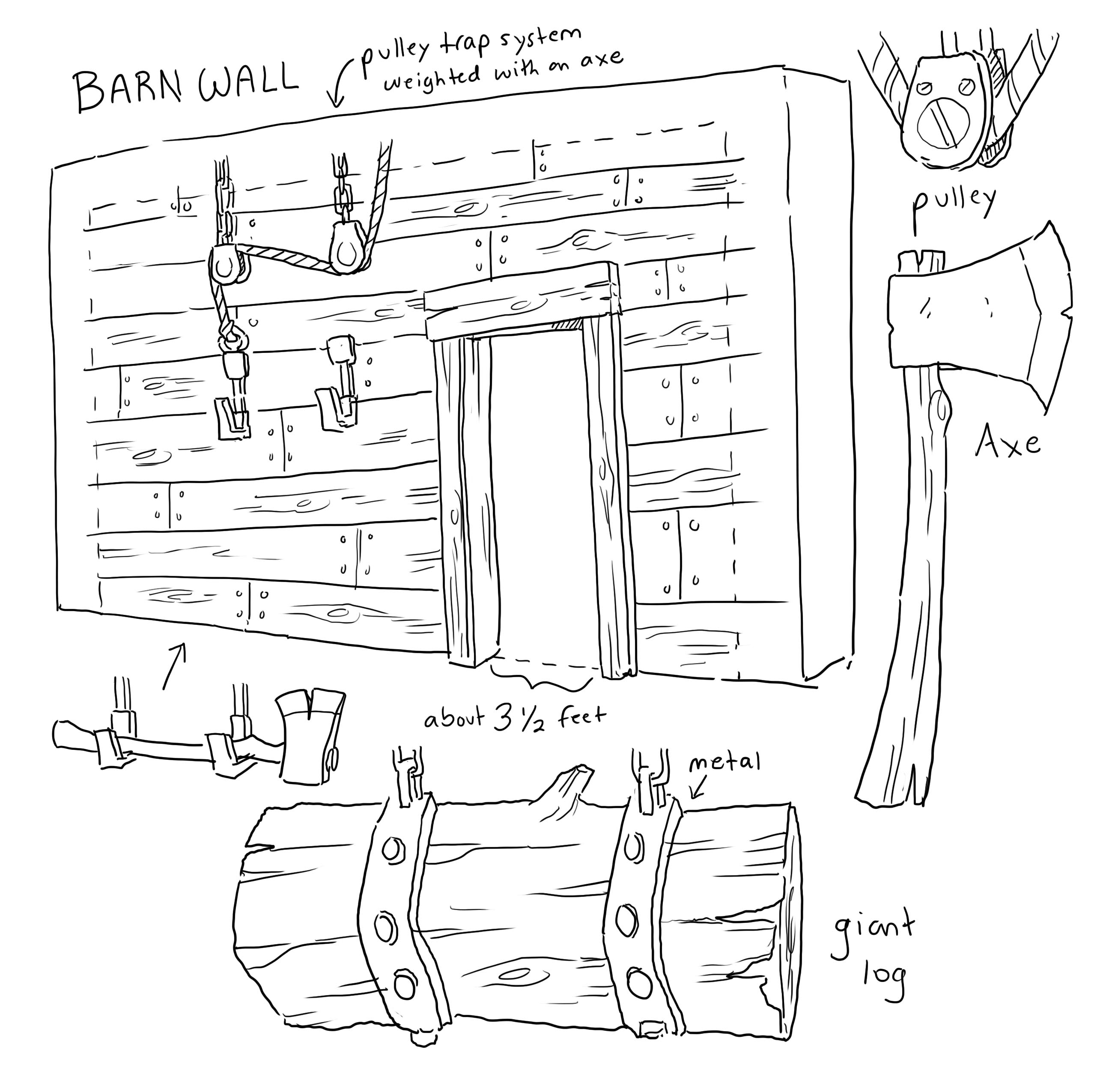 JAD-Barn Wall Design