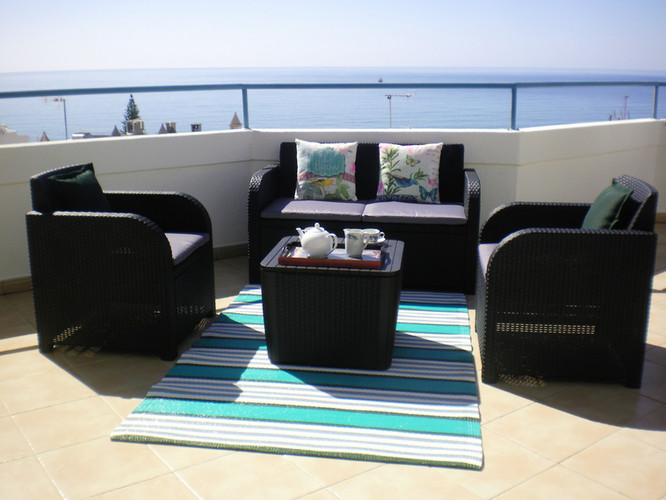 Relax on the terrace