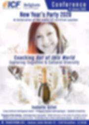 Logo ICF Conference I. Gillet 13 JAN 202