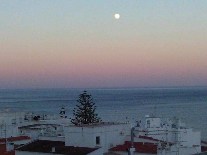Ciel bleu, ciel rose...