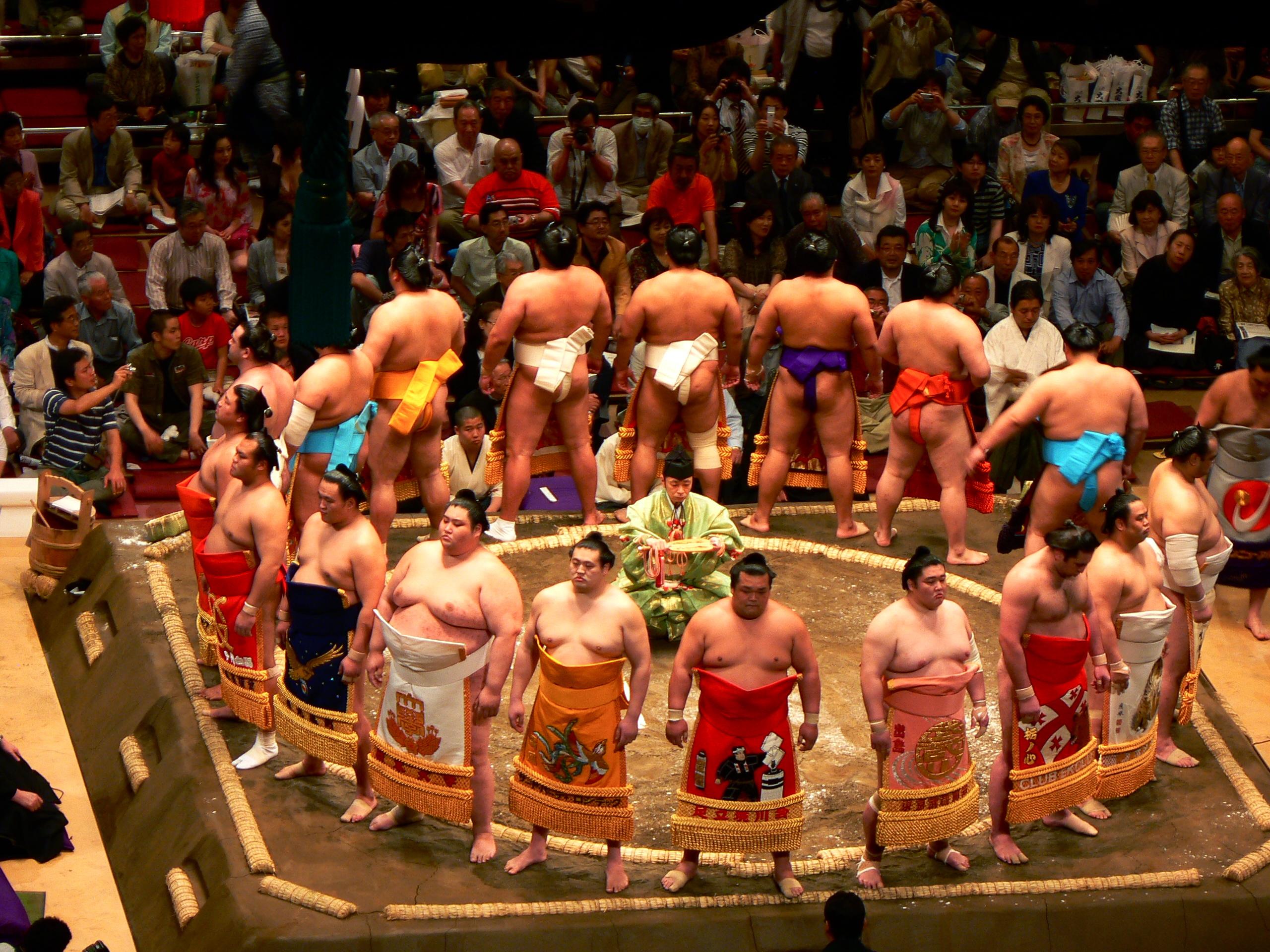 Sumo VISIT JAPAN