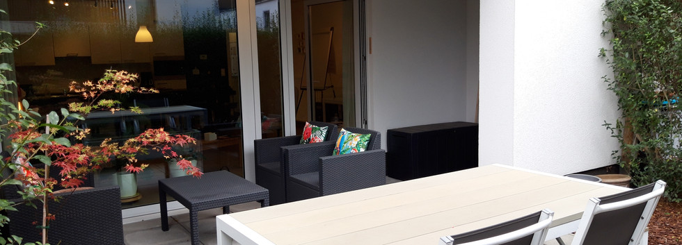 Terrasse Cabinet HEMISPHERES