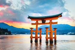 Miyajima Shrine VISIT JAPAN