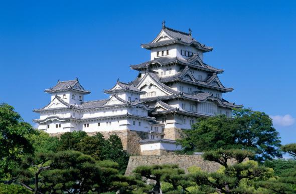 Himeji Castle VISIT JAPAN