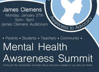JCHS Mental Health Summit