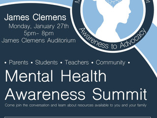 JCHS Mental Health Summit