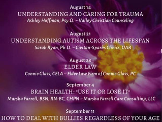 """""""Understanding and Caring for Trauma"""""""