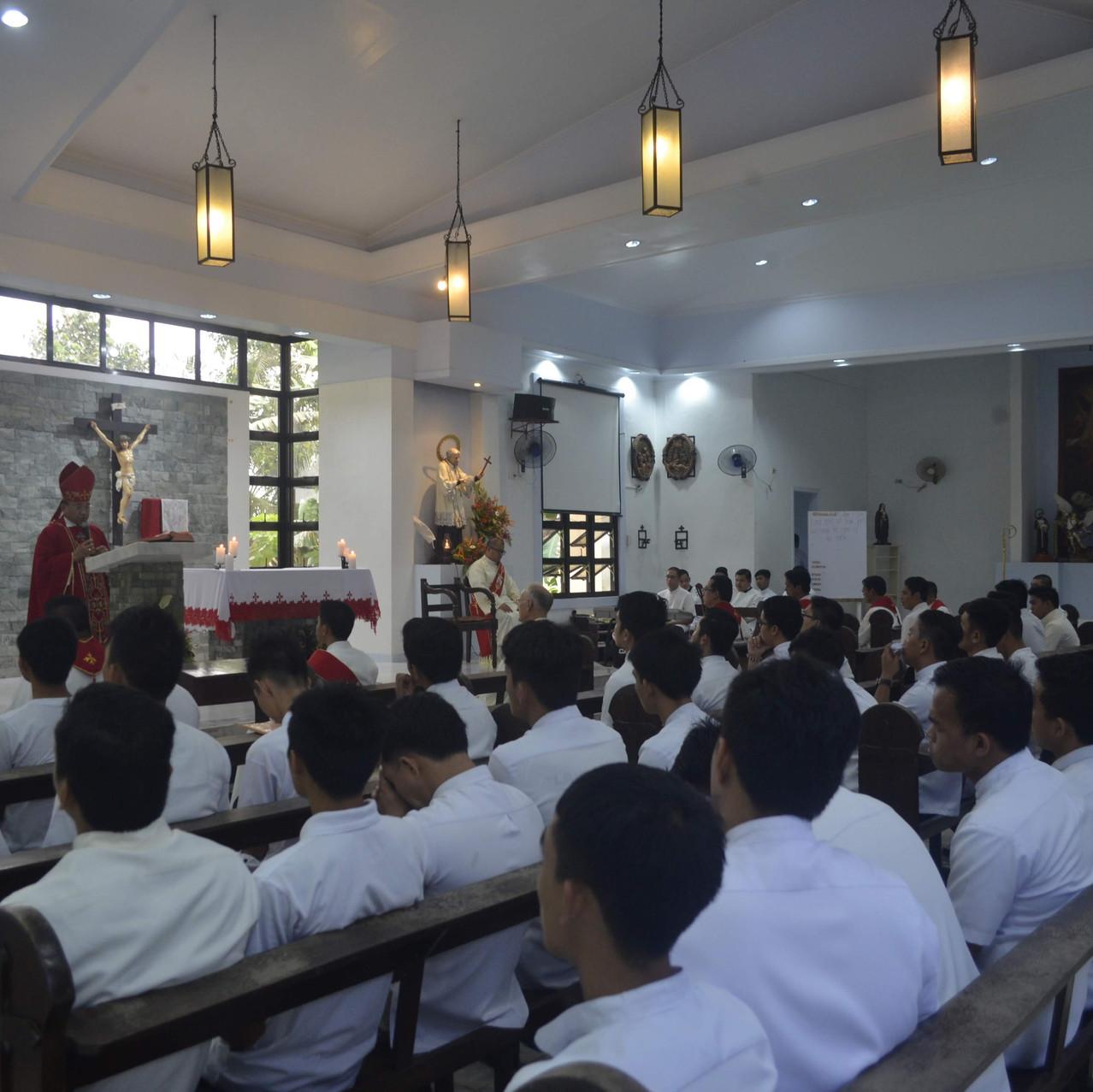 2018-06-11 - Calbayog City - Holy Spirit Mass (3)