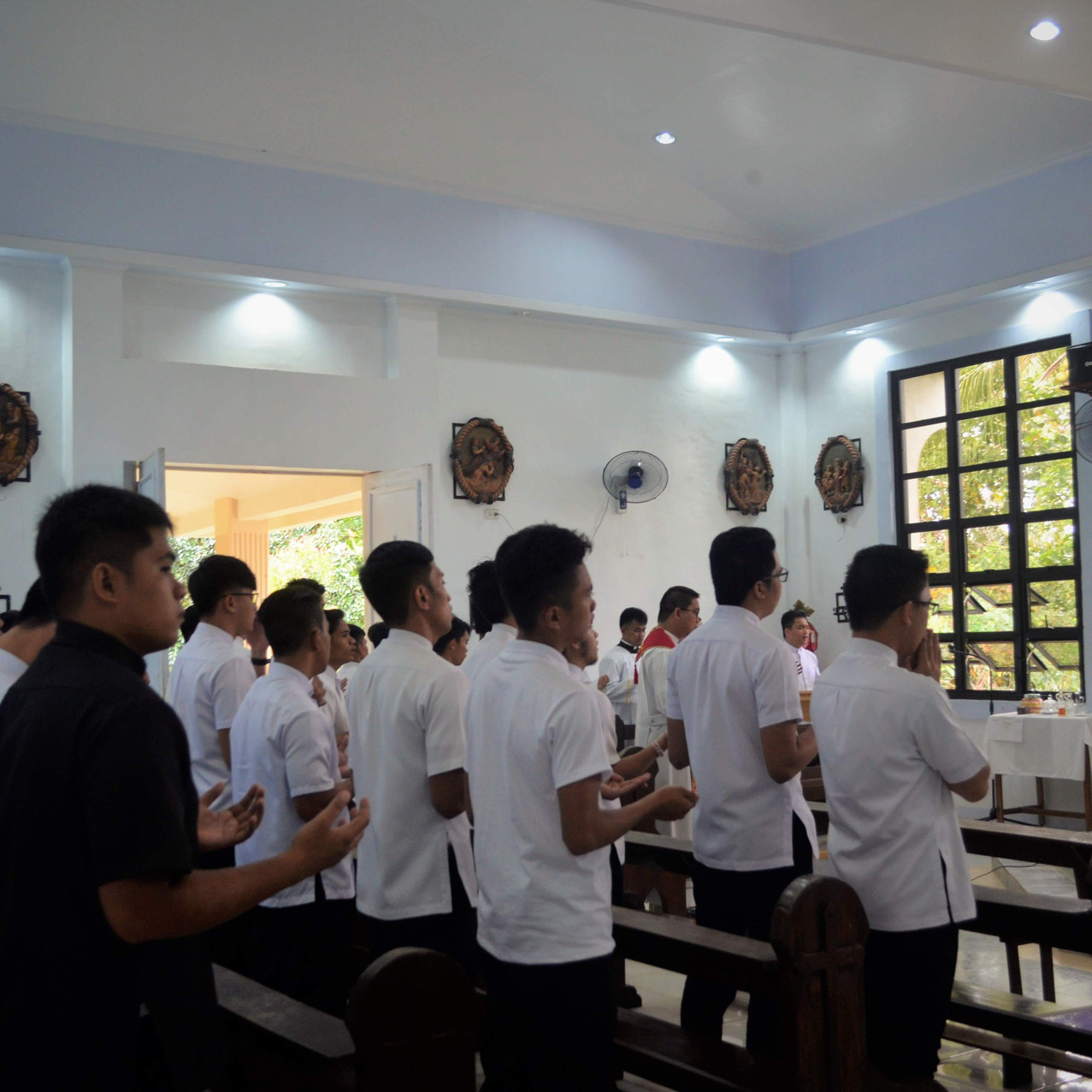 2018-06-11 - Calbayog City - Holy Spirit Mass (5)