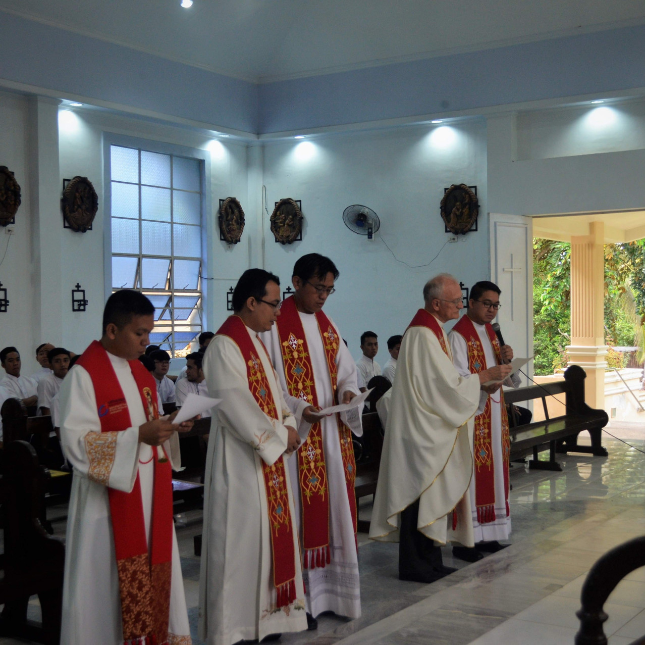 2018-06-11 - Calbayog City - Holy Spirit Mass (4)