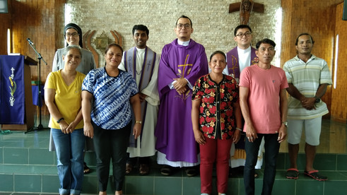 NFH Board and Staff Lenten Recollection