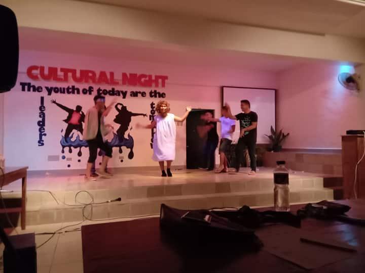Cultural Night 09