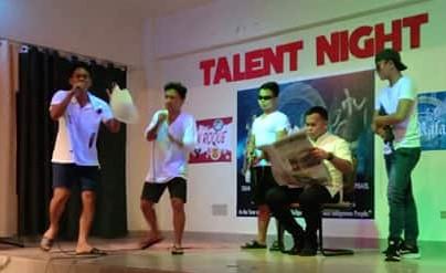 Talent Night 17