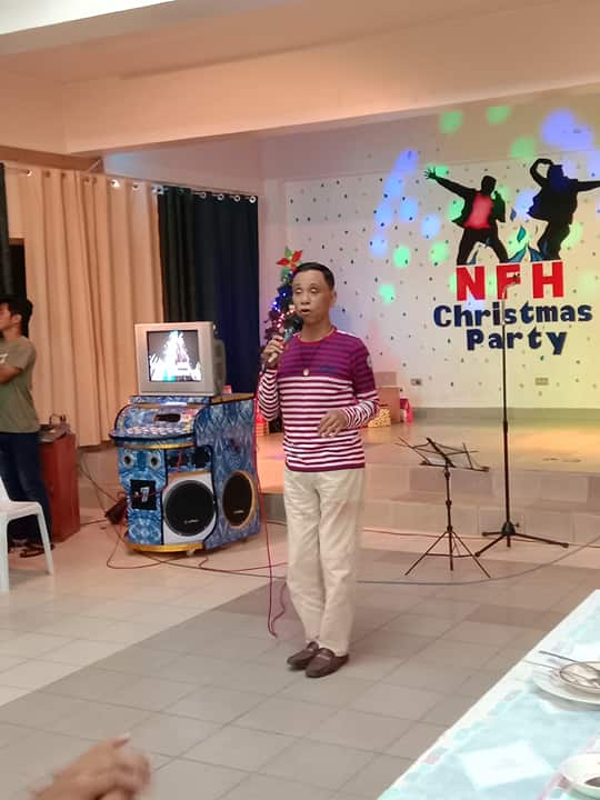 NFH Christmas Party 04