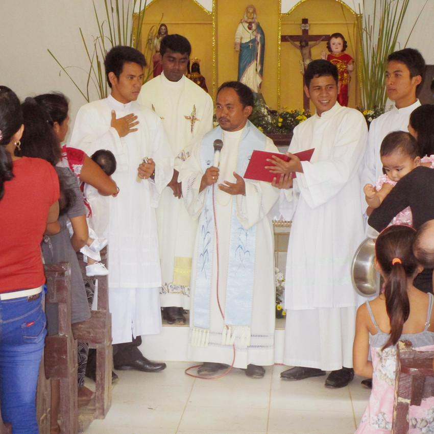 Calbayog - Apostolate in Brgy La Paz