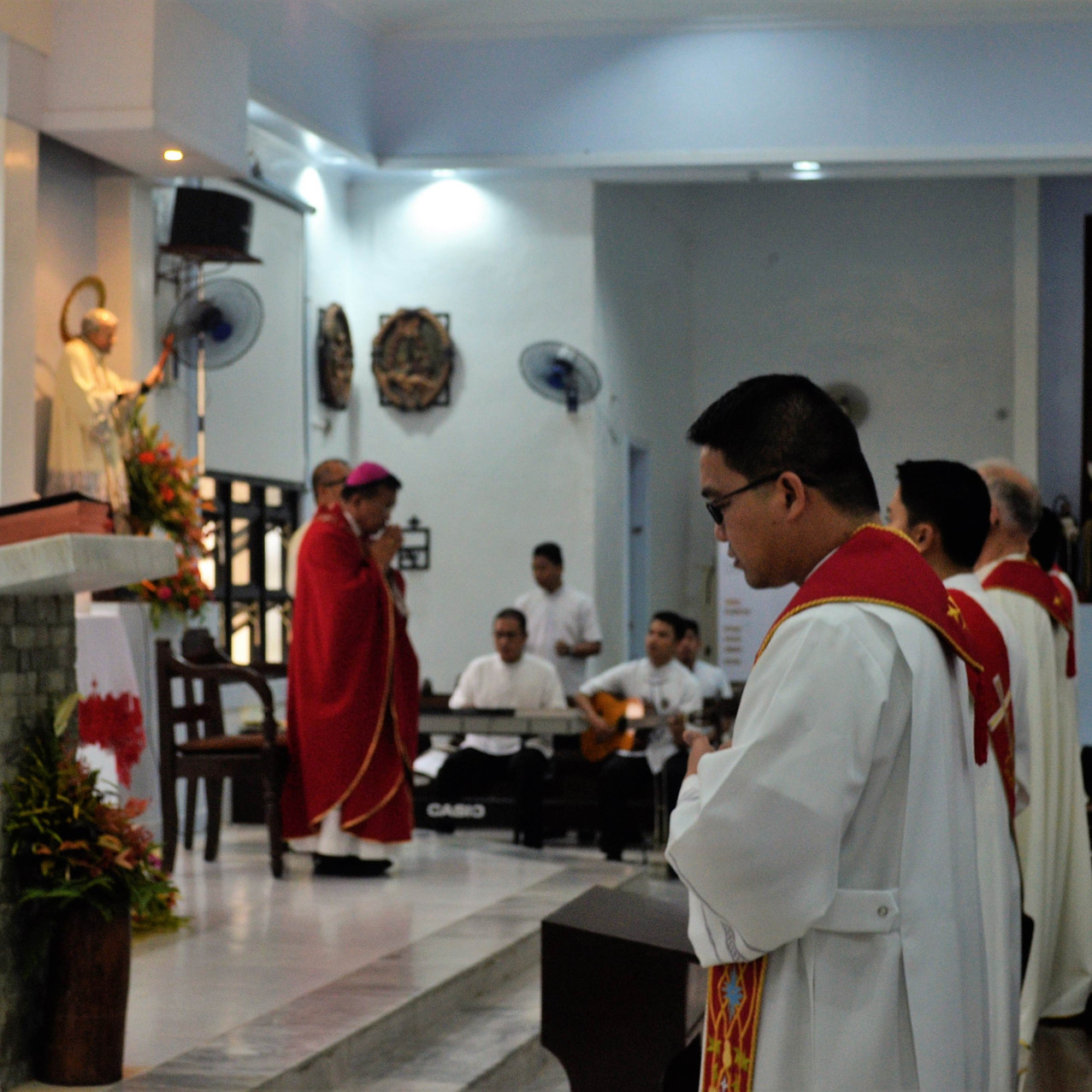 2018-06-11 - Calbayog City - Holy Spirit Mass (2)
