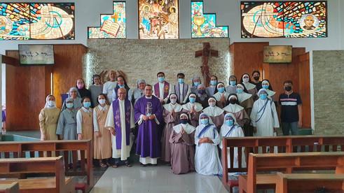Association of Religious in Calbayog (ARC) Lenten Recollection and Meeting