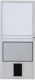 3600 - Colonial (W) with Pet Door
