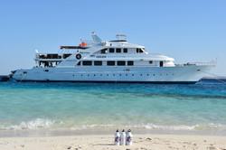le Yacht de 38m'