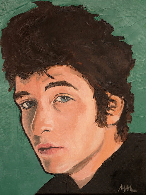 Bob Dylan (Head)