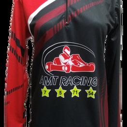 Racing 72 Manga larga
