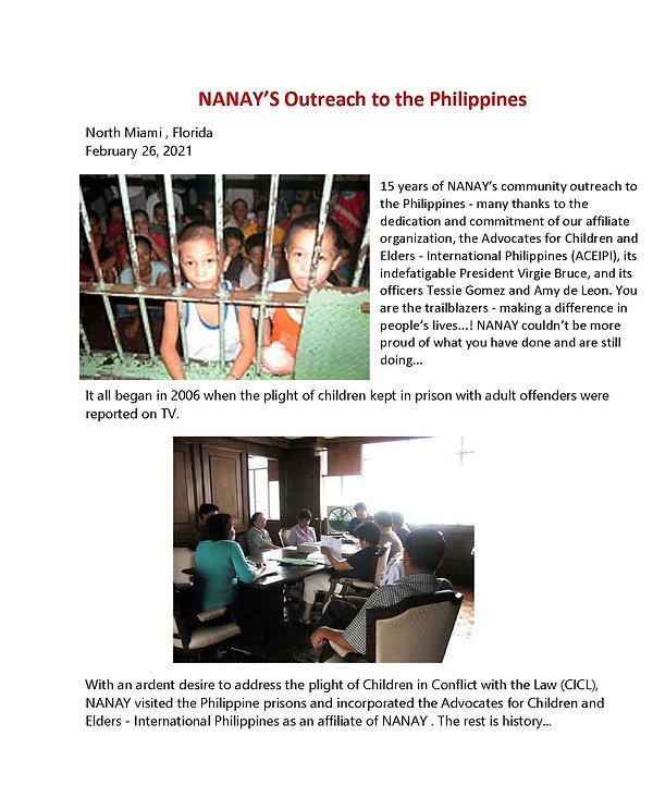NANAY's Outreach to the Philippines_Page