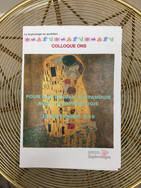 Colloque ONS 2018