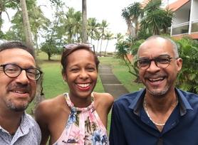 Tout sourire à l'hôtel Fleur d'Épée Guadeloupe