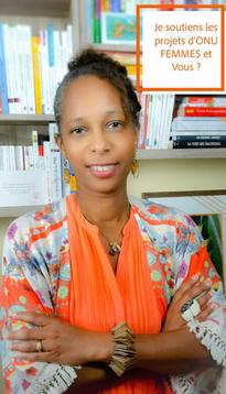 Soutien initiative de l'ONU Femmes France