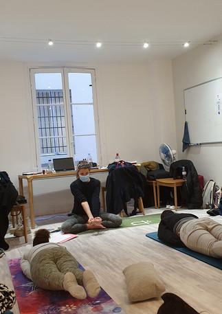 Workshop Yogathérapie