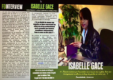 Isabelle Gace Interview_Femmdoubout #4