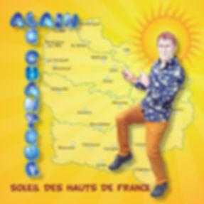 """LECD ALAIN LE CHANTEUR """"SOLEIL DES HAUTS DE FRANCE"""""""