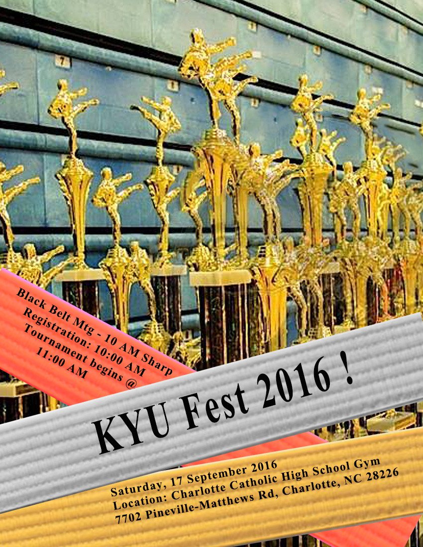 ***If you'd like to attend KYU Fest 2016, you can download and fill out the Registration Form Here!