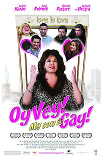 Oy Vey!  My Son is Gay! feature film