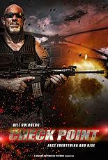 Checkpoint feature film Bill Goldberg William Forsythe