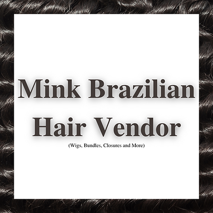 Mink Brazilian Vendor