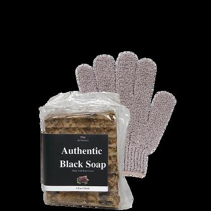Authentic Black Soap Set