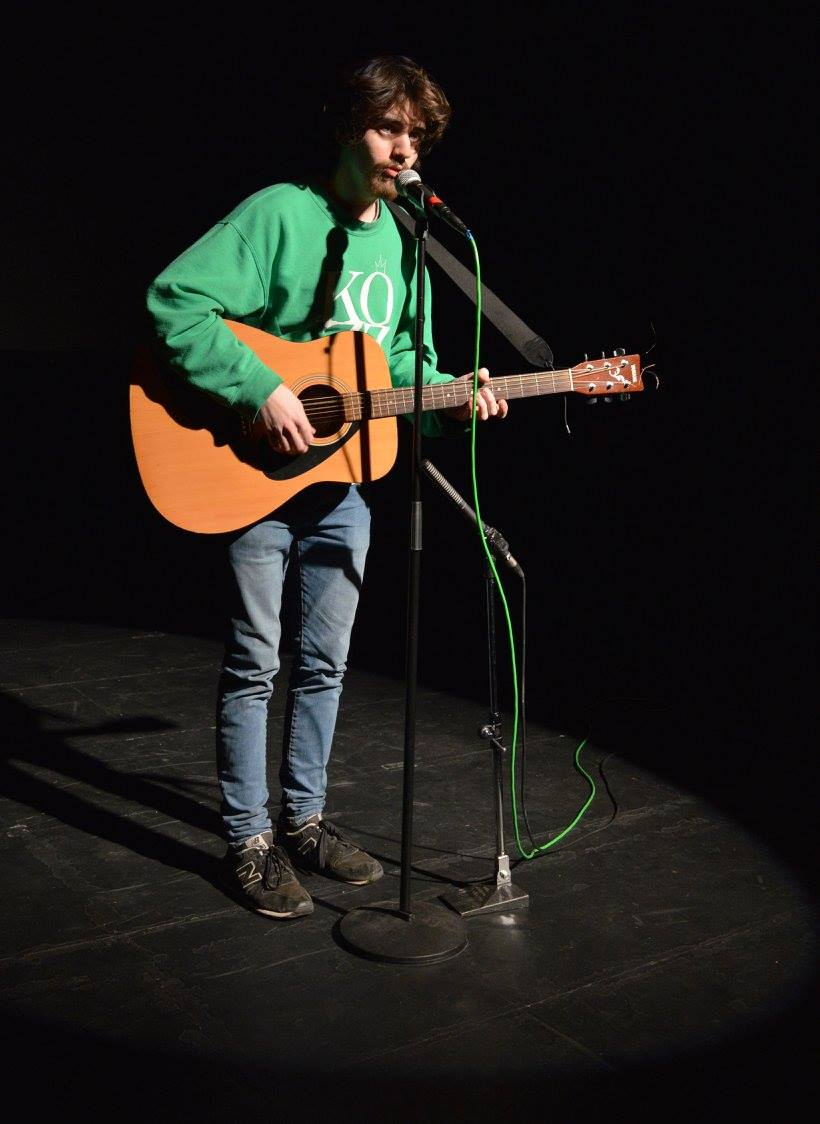 Adrian Moore - Singing