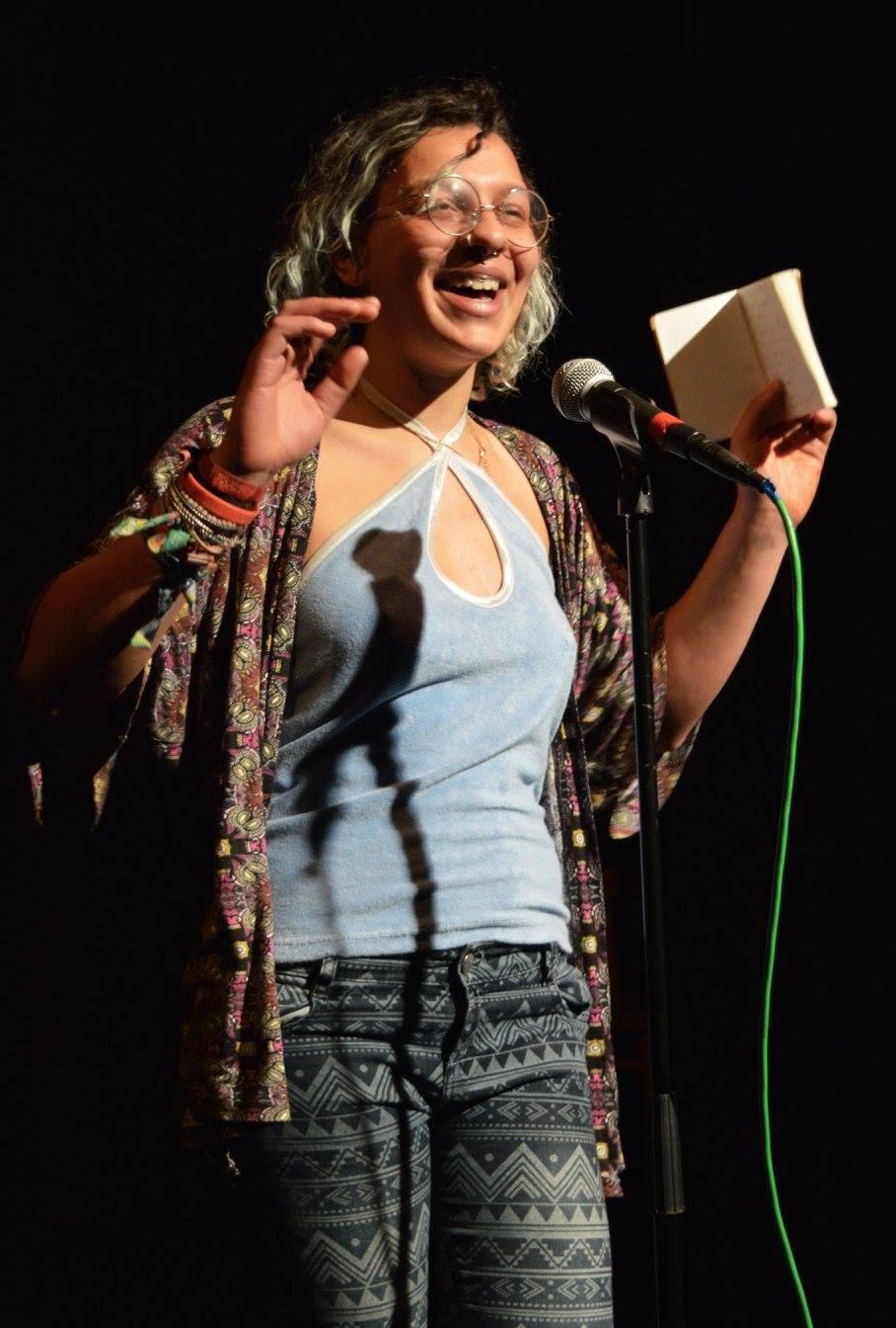 Anissa Praquin - Original Poetry