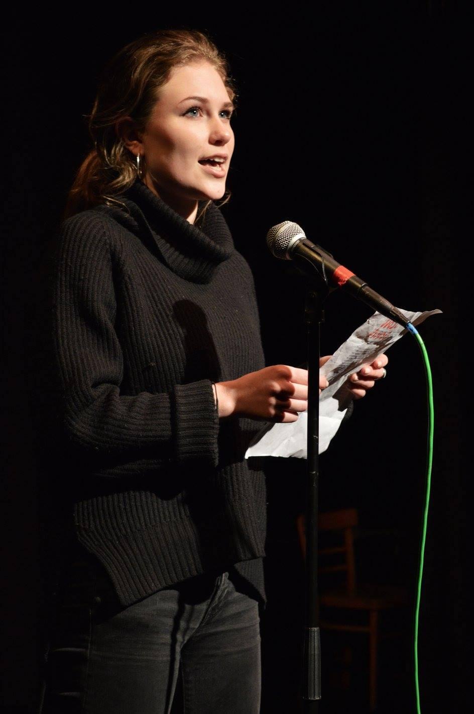 Phoebe Wood - Original Poetry